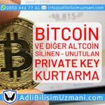Bitcoin Anahtar Kurtarma