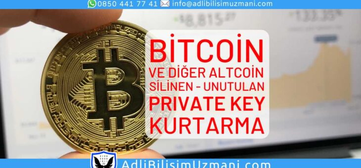 Bitcoin Private Key Kurtarma