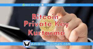 Bitcoin Private Key Kurtarma